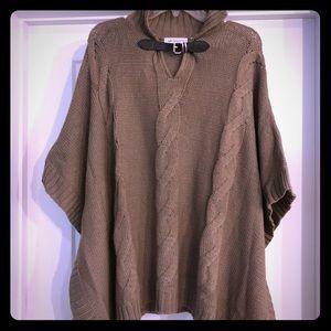 Liz Claiborne sweater/poncho